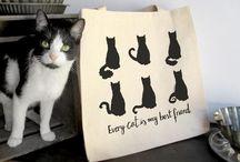 ~ Tote Bags