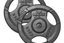 Fitness - Exercise - Plates