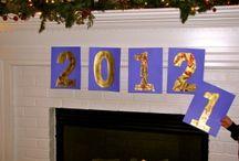 New Years / by Kellie De Hart