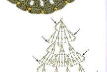 Pizzi uncinetto / Crochet