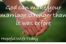 Marriage Inspiration / Encouragement and Inspiration for Godly Marriages