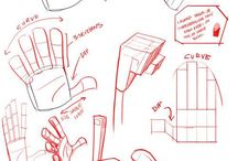 2d Illustration References