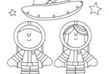 Crafts - Patterns for kids