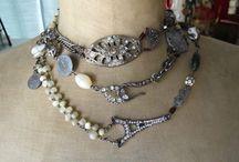 vintage jewelry 2 / by cindy weisflock