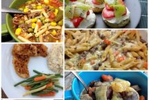 Recipes {Make-a-head & Meal Planning}