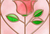 Tiffany fiori