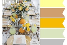 Yellow/Green/Earth Palette Inspiration