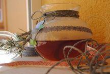 decorando con cuerdas / decorando con cuerdas, puntillas y cápsulas Nespresso http://inventandobaldosasamarillas.blogspot.com.es/2014/04/decorando-con-cuerdas.html