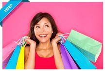 compras e poupança