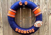 Broncos / by Mjorgill