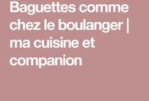 companion moulinex recette