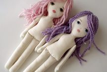 Dolls and doudou