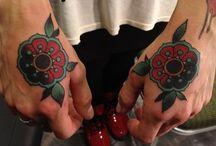 Chest tattoo? / by Jen Sanchez