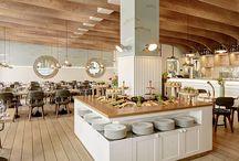Hospitality Design / Hospitality Interior, Restaurant Interior
