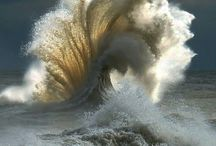 Waves, powerfull waves