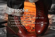 Bespoke Inspiration / These custom made beauties can be yours!  Or create the pair of your dreams with E. Vogel Bespoke.