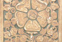 Modern Tile / These are Craftsman bungalow appropriate tiles I have found available. These are tiles that are either reproductions or are made in the spirit of the Craftsman style. / by Craftsman Junky