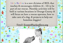 INSPIRATION / Photos and links that we find inspiring. www.barksoflove.org / by BarksofLove Rescue