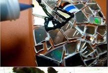 DVD & CD recycling ideas