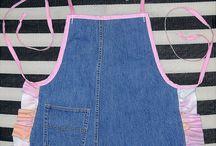 Grembiuli In Jeans