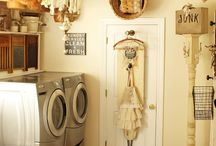 Laundry room / by Alexa Metcalf