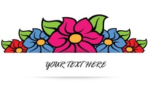 Floral Vectors / Free floral vector images and illustrations.