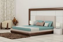 Queen size bed / Check out our modern queen size bed designs to unfurl and cozy up in!
