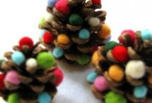 Ornamenti natalizi vintage