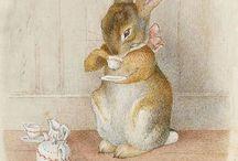 peter rabbit / Beatrix Potter