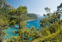 Türkiye'nin En Güzel 10 Kumsalı
