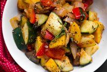 Vegan... Vegetarian recipes