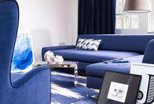 Deco | Bleu / indigo / #bleu #blue #color #indigo #couleur