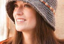 Tığ ile şapka :