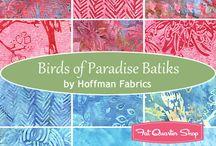 Fabrics for my stash