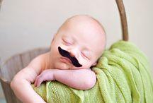 Movember baby pics