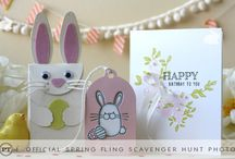 Cards - Easter / by Debra Shaw
