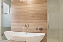 The modern bathroom / Contemporary and on trend bathroom design