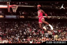Michael Jordan / by Julie Bridgeman