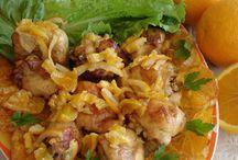 Рецепты - курица