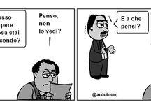 Conosci i segreti della delega? / Qui puoi scoprirli tutti, attraverso le vignette associate ai post sulla #delega e pubblicati sul mio blog www.tibicon.net