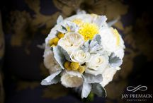 Bouquets & Boutonnieres / Wedding personals designed and created by Amaryllis
