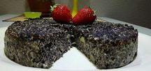 Cukor és Liszt mentes makos almás torta