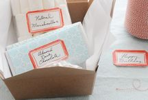 Gift and Packaging Ideas / by Portia Buchanan