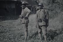 Hommes et Femmes de 1914-1918 / Gloire à cette génération sacrifiée...
