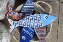 wooden fish / by Laura Denney-Lawson