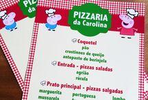 Festa de pizza
