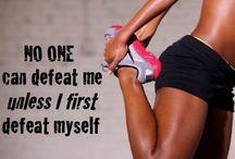 Fitness / by Jennifer Croft