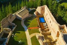 Rent a Castle! / Real historical castle and fortresses, restored to the highest luxurious standards in the most enchanting locations in Italy available to rent for truly grand vacations