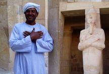 Urlaub / Fotos aus Ägypten El Gouna u.a. Ein herrlicher Urlaubsort direkt in der Wüste mit Lagunen durchzogen.