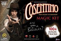 El mago Cosentino